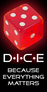 DICE: Because Everything Matters