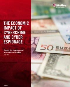 Estimating the Cost of Cybercrime and Cyber Espionage