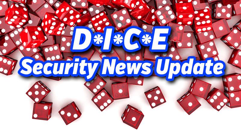 DICE Security Update