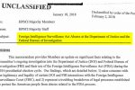 Foreign Intelligence Surveillance Act Abuses at the DOJ and FBI